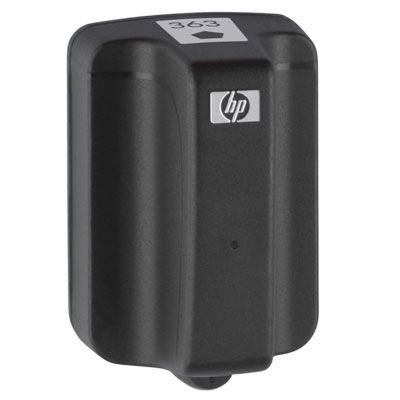 HP Tintenpatrone Nr. 363 schwarz - C8721E -