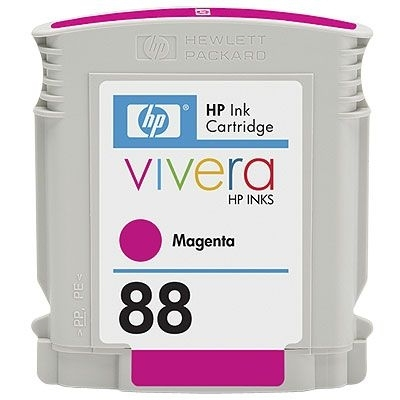 HP Tintenpatrone Nr. 88 magenta, C9387A