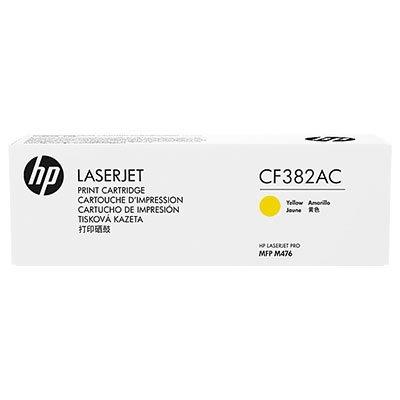 HP Toner gelb -  CF382AC