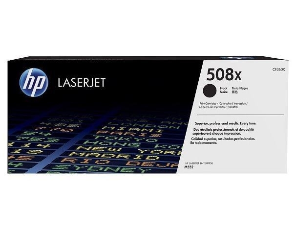 HP Toner HC schwarz , CF360X