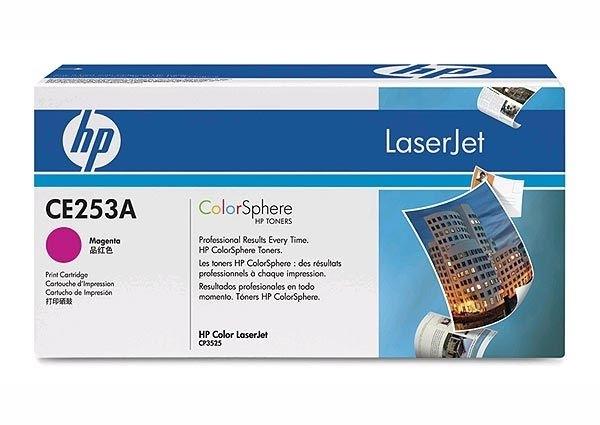 HP Toner magenta, CM3530/CP3525