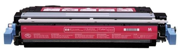 HP Toner magenta für CLJ CP4005N/DN  - CB403A