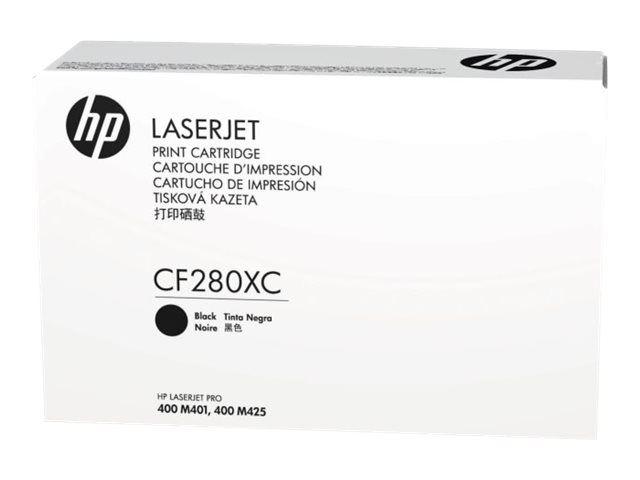 HP Toner Nr. 80X schwarz , CF280XC