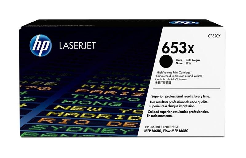 HP Toner schwarz -  CF320X