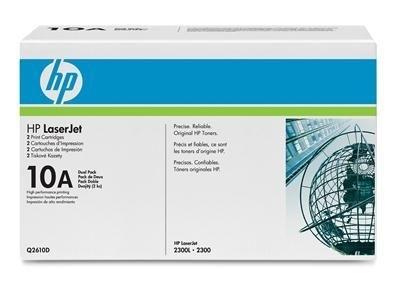 HP Toner schwarz Doppelpack für LJ 4300N