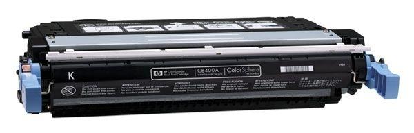 HP Toner schwarz für CLJ CP4005N/DN  - CB400A