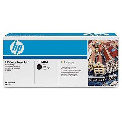 HP Toner schwarz für CP5225, CE740A