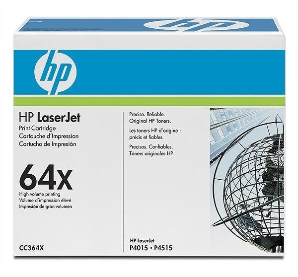 HP Original - Contract Toner schwarz -  CC364JC