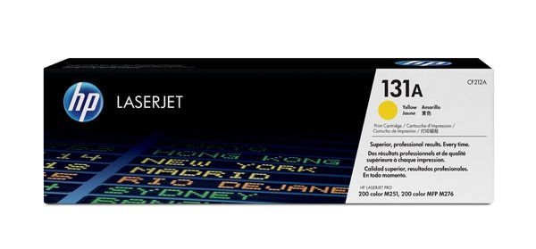 HP Toner yellow 131A, CF212A