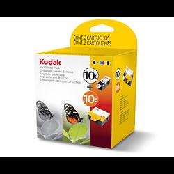 Kodak Tinten Combo Pack, 10B + 10C, 3949948