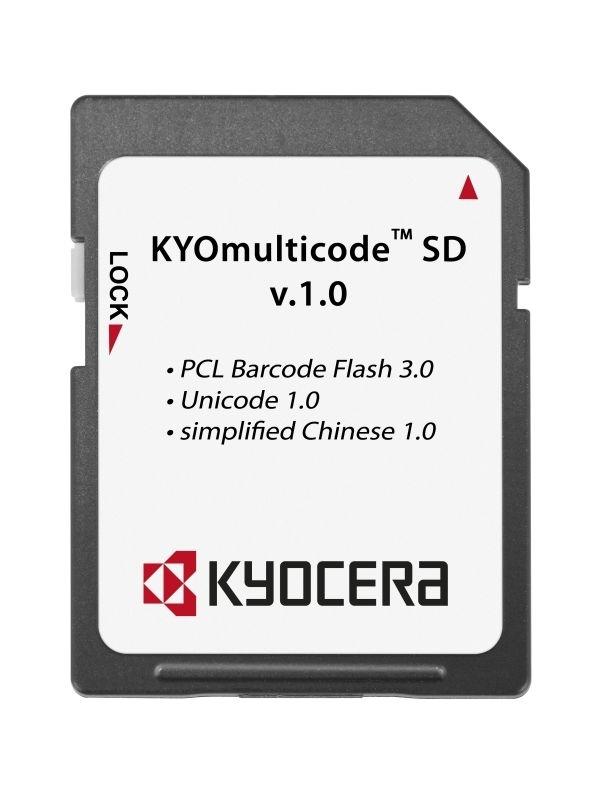 KYOCERA KYOmulticode 1.0 - TYP D