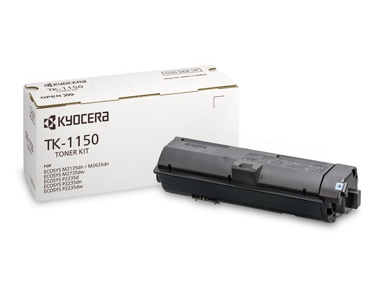 KYOCERA Original - Toner schwarz - TK-1150