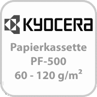 KYOCERA Papierkassette PF500