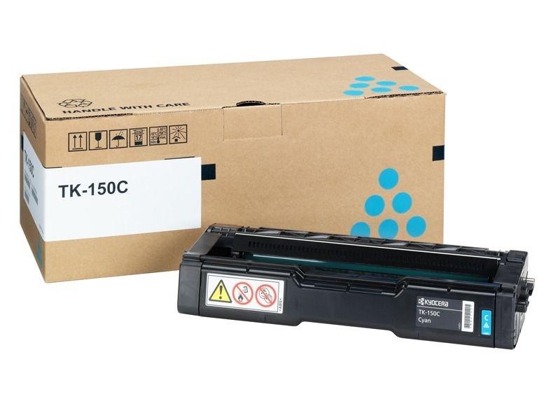 Kyocera Toner Kit cyan für FS-C1020MFP, TK-150C