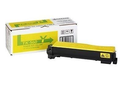 Kyocera Toner-Kit gelb für FS-C5300DN, TK-560Y