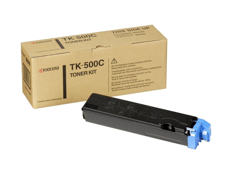 Kyocera Toner Original für FS-C5016N, cyan
