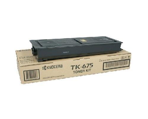 Kyocera Toner schwarz für KM-2560/3060, TK-675