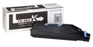 Kyocera Toner schwarz für TASKalfa 250ci, TK-865K
