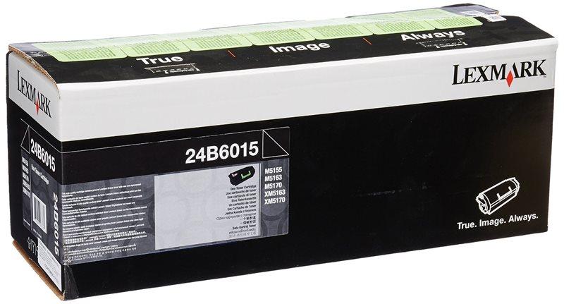 Lexmark Original - Toner schwarz -  24B6015