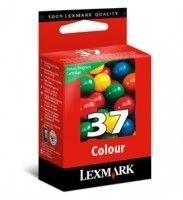 Lexmark Rückgabetinte Nr. 37 dreifarbig für Z2420