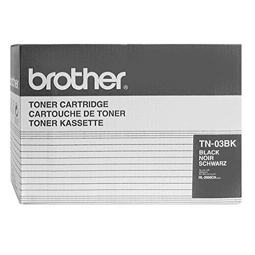 Orig. Toner für Brother HL-2600CN, schw. -TN-03BK