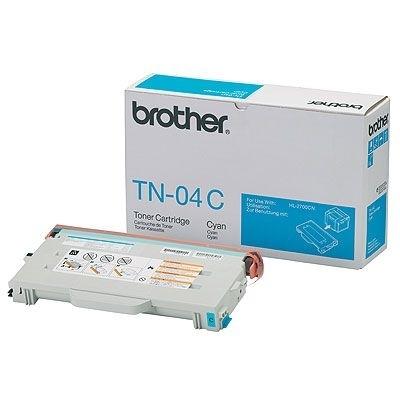 Orig. Toner für Brother HL-2700CN, cyan -TN-04C