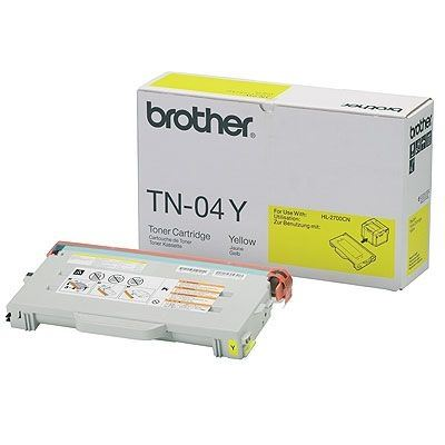 Orig. Toner für Brother HL-2700CN, yellow -TN-04Y