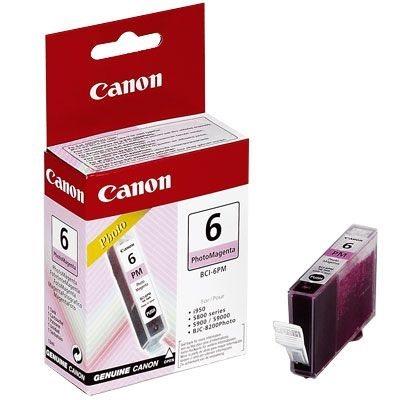 Original BCI-6PM Tintenpatrone für Canon