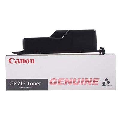 Original Toner für Canon GP 210/215 schwarz