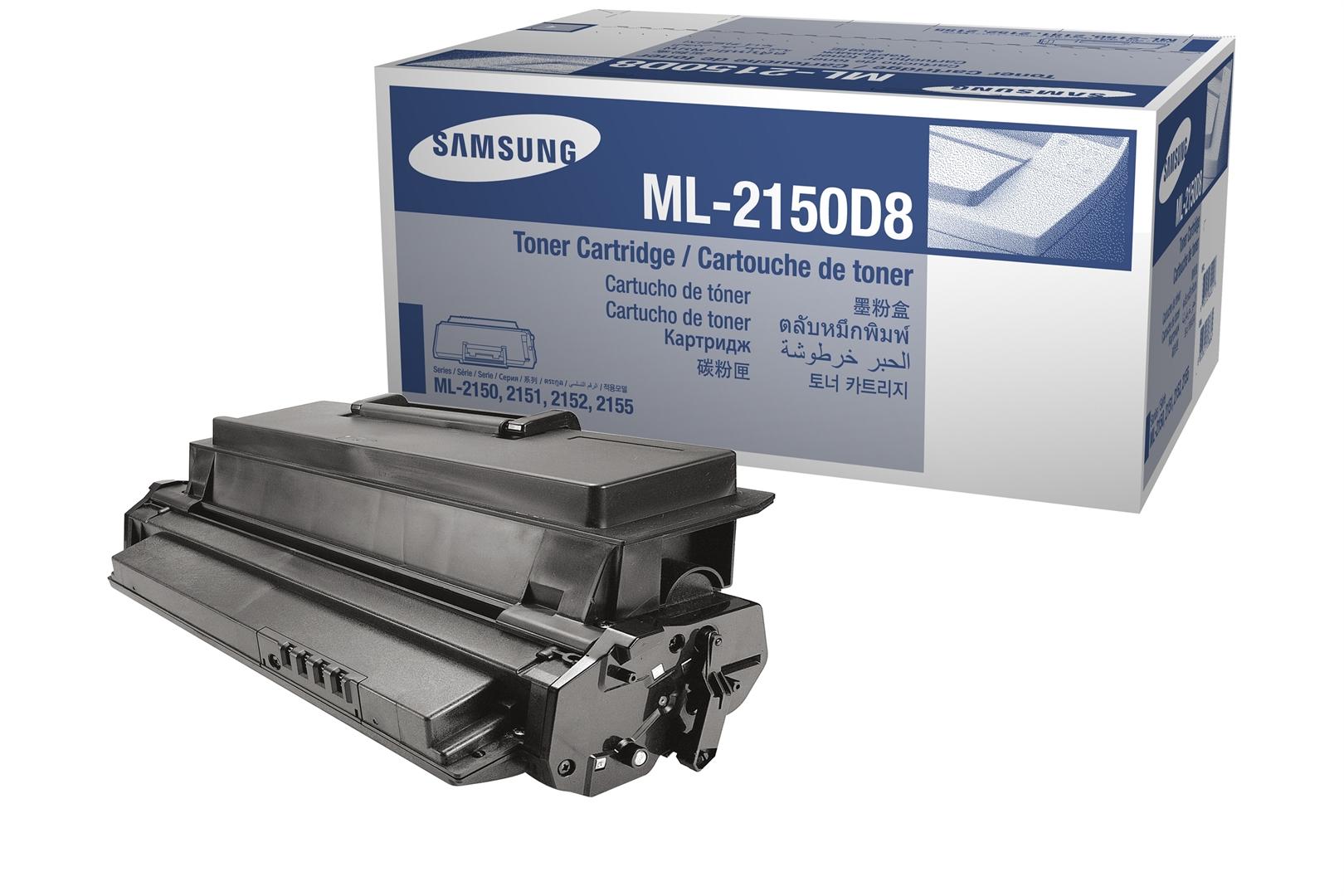 Original Tonerkartusche für Samsung ML 2150