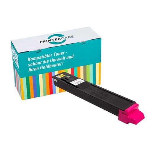 Printer Care Toner magenta kompatibel zu: KYOCERA 1T02P3BNL0 / TK-8115M
