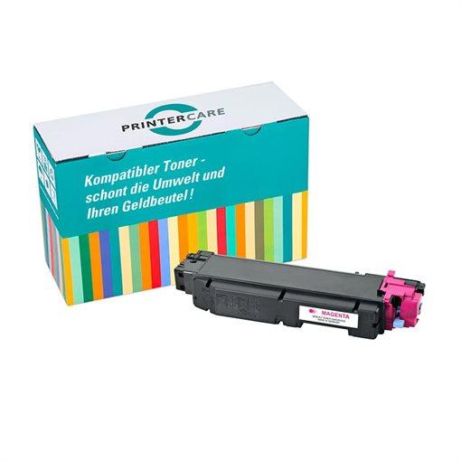 Printer Care Toner magenta kompatibel zu: KYOCERA 1T02TVBNL0 / TK-5270M