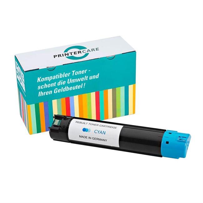 PrinterCare Toner cyan - 593-10922