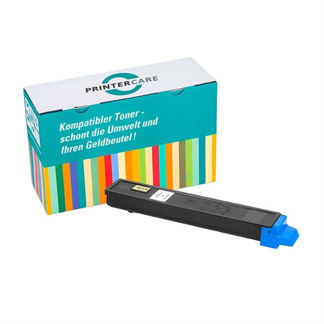 PrinterCare Toner cyan kompatibel zu TK-895C