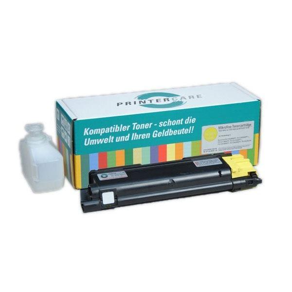 PrinterCare Toner gelb - PC-TK590-Y