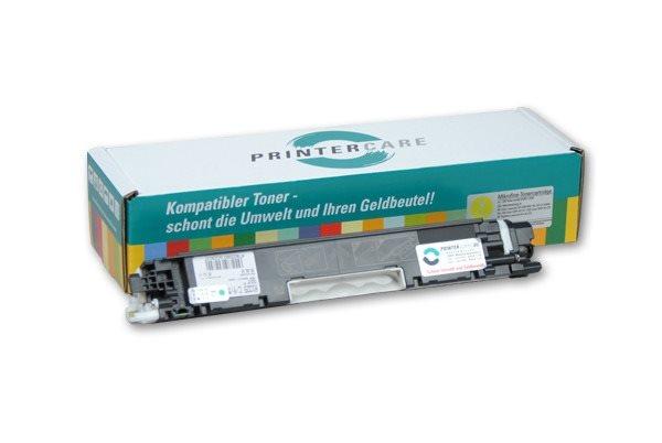 PrinterCare Toner gelb - PC-CLJCP1025-Y