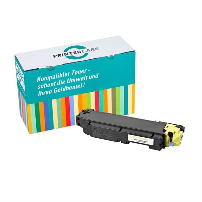 PrinterCare Toner gelb - TK-5150Y