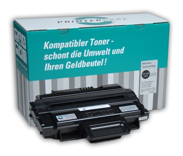 PrinterCare Toner HC schwarz - PC-SCX4828-BK-HC