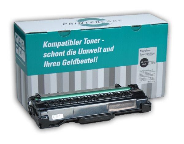 PrinterCare Toner HC schwarz - PC-ML1910-BK-HC