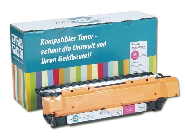 PrinterCare Toner magenta für PC-CLJCP3525-M