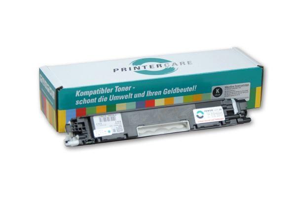 PrinterCare Toner schwarz - PC-CLJCP1025-BK