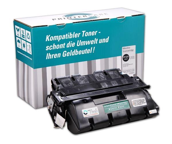 PrinterCare Toner schwarz - PC-EP-52XHC, 20K