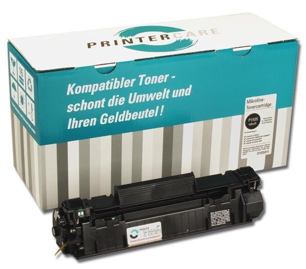 PrinterCare Toner schwarz - PC-P1505