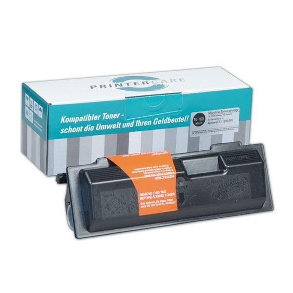 PrinterCare Toner schwarz - PC-TK-160