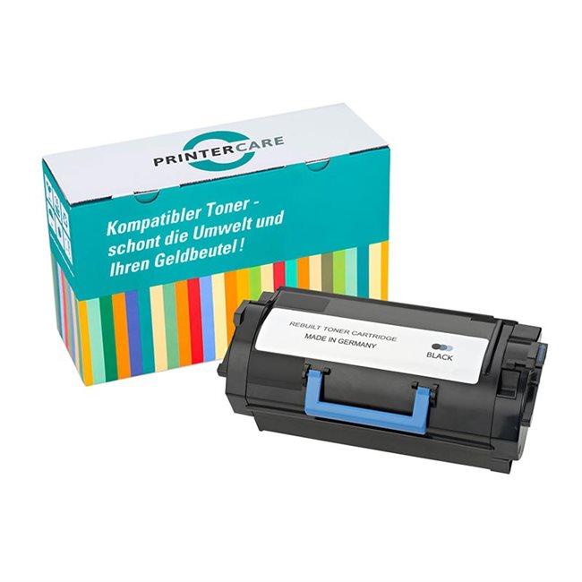 PrinterCare Toner schwarz - 593-11193