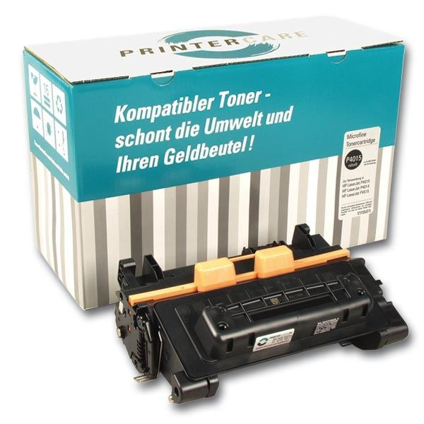 PrinterCare Toner schwarz für HP P4015, 24K