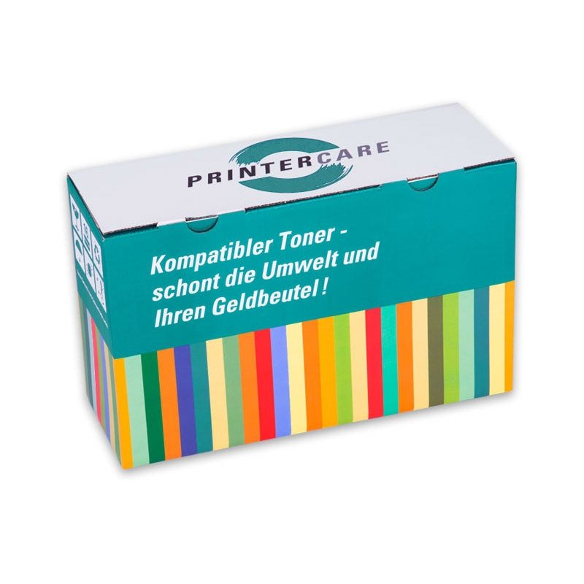 PrinterCare Toner schwarz kompatibel zu C8543X