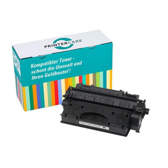 PrinterCare Toner schwarz kompatibel zu CF280X