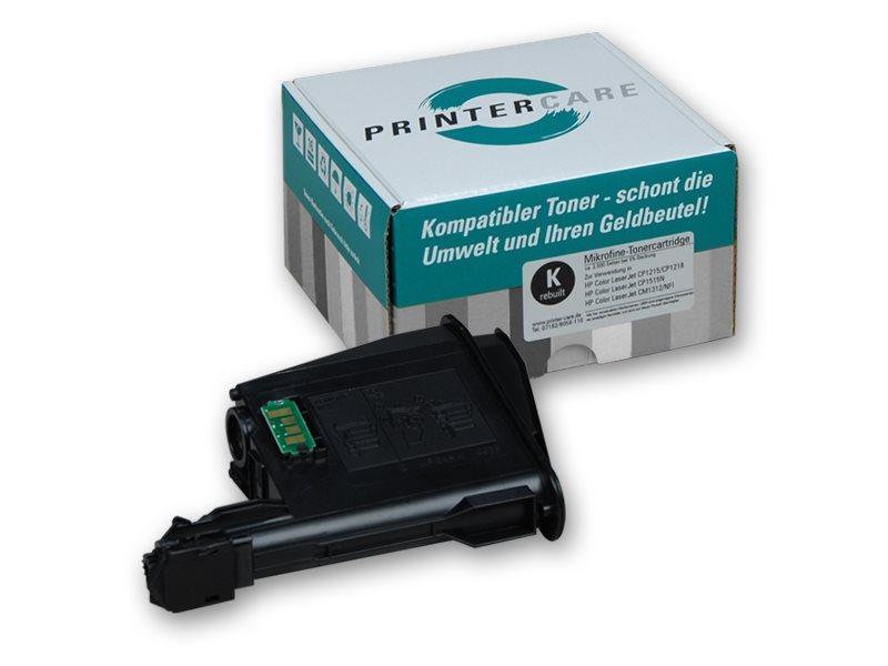 PrinterCare Toner schwarz - PC-TK-1125-BK