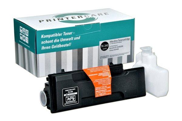 PrinterCare Toner schwarz - PC-TK-340